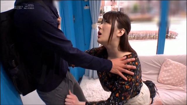 清楚なお嬢さん、催眠術でメス犬となって一般男性のチ〇ポを貪りはじめる。